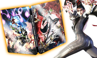 Bayonetta & Vanquish Remastered : un making of pour la superbe jaquette qui servira au steelbook