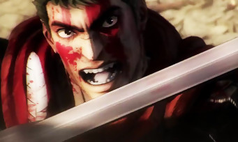 Berserk and the Band of the Hawk : trois vidéos de gameplay bien brutales