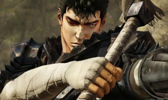 Berserk and the Band of the Hawk : un dernier trailer explosif avant la sortie du jeu