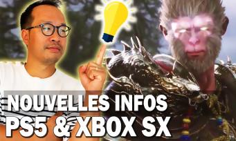 Black Myth Wu Kong : il sera le porte-étendard du jeu vidéo chinois sur PS5 et Xbox SX, nouvelles infos