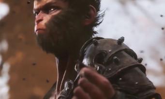 Black Myth Wu Kong : un 2è trailer de gameplay absolument next gen', l'année du boeuf à l'honneur