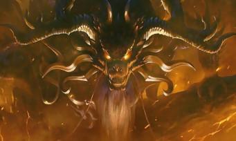 """Blade & Soul : un premier trailer de l'extension """"À feu et à sang"""" avec un énorme dragon maléfique"""