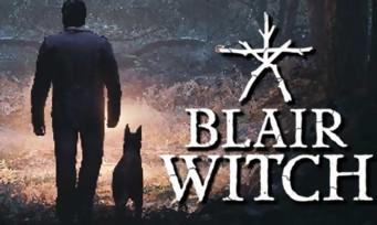 Blair Witch : un trailer bien oppressant pour la sortie sur PS4