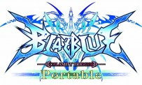 Blazblue Portable prend la pose