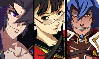 BlazBlue Cross Tag Battle : les différents modes du jeu présentés en images
