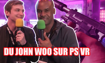 Blood & Truth : un jeu de shoot sur PS VR entre John Wick et les films de John Woo, nos impressions