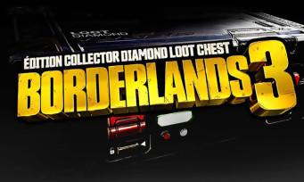 Borderlands 3 : la superbe édition collector lâche un prix, les précommandes lancées