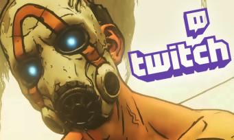 Borderlands 3 : une extension Twitch officielle pour explorer l'inventaire des streamers, du jamais-vu