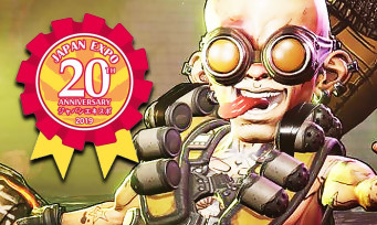 Borderlands 3 : le jeu sera à la Japan Expo 2019, on pourra même y jouer
