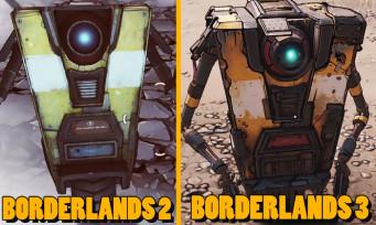 Borderlands 3 : le jeu est-il vraiment plus beau que Borderlands 2 ? Une vidéo fait le point