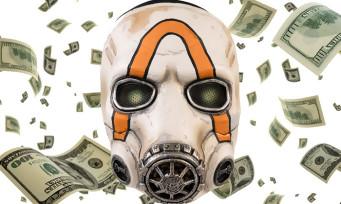 Borderlands 3 : le jeu s'écoule à 5 millions de copies en cinq jours !