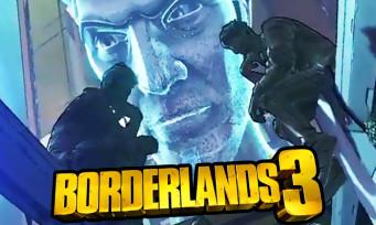 Borderlands 3 : le Beau Jack devait être à nouveau le grand méchant du jeu !