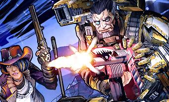 Borderlands The Pre-Sequel : premières images et vidéo de gameplay