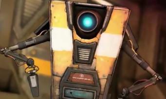 Borderlands The Pre-Sequel : entrez dans la tête de Claptrap avec un nouveau DLC