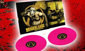 Borderlands : l'OST du premier volet en vinyles, toutes les infos