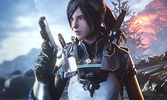 Bright Memory Infinite: game villain pops up, but he looks harmless