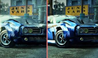 Burnout Paradise Remastered : comparatif entre les versions Xbox One X et Xbox 360