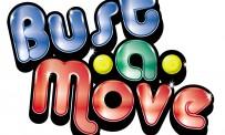 Bust-A-Move : un retard et des images