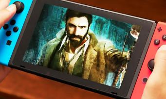 Call of Cthulhu : surprise, le jeu est annoncé sur Switch pour cette année