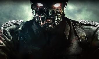 comment avoir les zombie advanced warfare