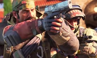 Call of Duty Black Ops 4 : un gros trailer explosif pour présenter le multijoueur