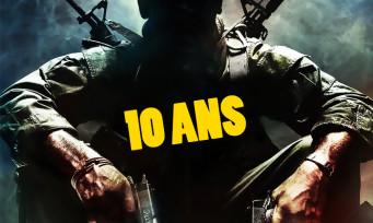 Call of Duty Black Ops : un trailer nostalgique pour les 10 ans du jeu... avec des indices pour un futur épisode ?