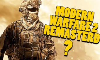 """Call of Duty Modern Warfare : une """"annonce spéciale"""" pour la gamescom, MW2 Remastered en vue ?"""