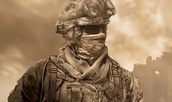 Call of Duty Modern Warfare 2 Remastered : des traces probantes du multi repérées !
