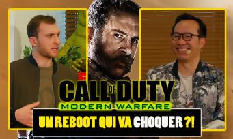 Call of Duty Modern Warfare : notre vidéo pleine d'infos inédites sur ce reboot surprenant !