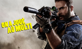 Call of Duty Modern Warfare : on a joué au multi, un mode totalement inédit, nos impressions