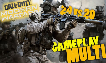 Call of Duty Modern Warfare : nos 30 minutes de gameplay en multijoueur, tous les modes à l'honneur