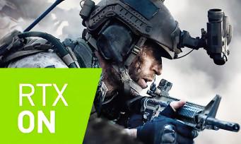 Call of Duty Modern Warfare : un trailer avec le RTX qui envoie du très lourd !