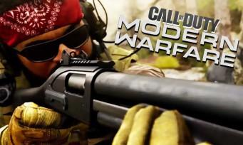 Call of Duty Modern Warfare : un trailer bien nerveux pour annoncer l'Alpha du mode 2v2