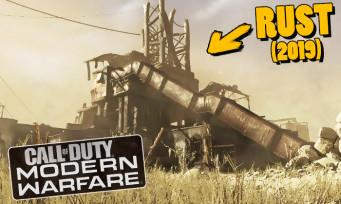 Call of Duty Modern Warfare : toutes les maps découvertes, Rust de MW2 est de retour