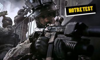 Test Call of Duty Modern Warfare : un épisode plus sombre et plus visceral