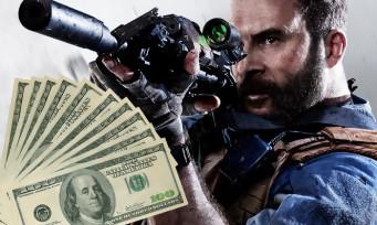 Call of Duty Modern Warfare : le jeu pulvérise des records de ventes, y compris un de Red Dead Redemption 2