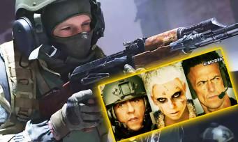 Call of Duty Modern Warfare : les prochains persos jouables fuitent, il y aurait Samy Naceri et Die Antwoord