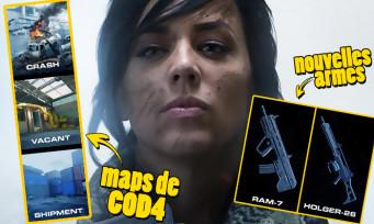 Call of Duty Modern Warfare : maps de COD4, nouvelles armes, missions inédites, tout sur la Saison 1 !
