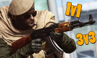 Call of Duty Modern Warfare : surprise, des modes 1V1 et 3V3 sont prévus prochainement !