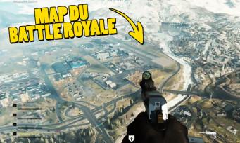 Call of Duty Modern Warfare : l'immense map du battle royale vient de leaker en vidéo