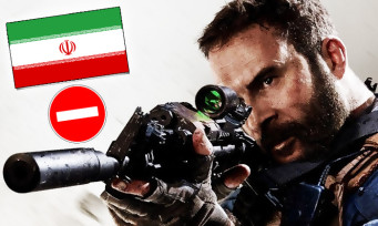 Call of Duty Modern Warfare : Activision ferme les serveurs en Iran, Destiny 2 également concerné