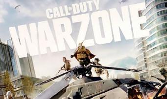 Call of Duty Modern Warfare : 1ère vidéo en fuite du battle royale, l'annonce imminente
