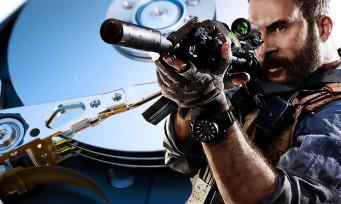 Call of Duty Modern Warfare : le jeu dépasse désormais les 200 Go sur PC