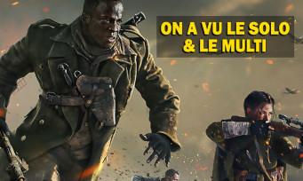 Call of Duty Vanguard : on a vu la campagne solo et le multi, plus scripté qu'avant mais plus d'émotions aussi !