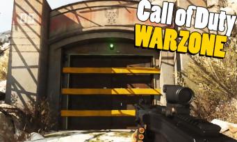 Call of Duty Warzone : où trouver les bunkers et comment les ouvrir