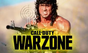 Call of Duty Warzone : John Rambo en guest-star dans le jeu ? Activision sème le doute