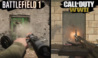 Call Of Duty WW2 Vs Battlefield 1 Qui A Les Plus Beaux Graphismes Reponse Dans Ce Comparatif Video