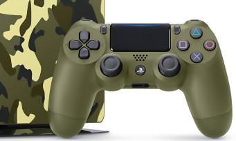 """Call of Duty WW2 : un nouveau trailer pour découvrir la PS4 collector """"camouflage"""""""