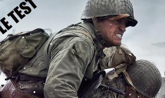 """Test Call of Duty WW2 : un épisode qui signe le retour du grand """"Kalof"""""""