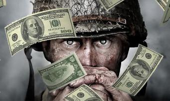 Call of Duty WW2 : malgré la polémique Star Wars Battlefront 2, les micro-transactions arrivent